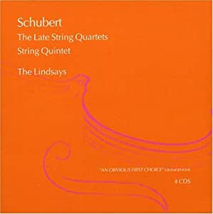 Schubert: The Late String Quartets / String Quintet