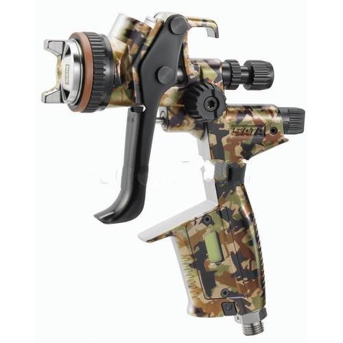 Camo Satajet 4000b Rp Spray Gun Digital 1 4 With Sample