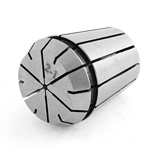 OKSLO Unique Bargains ER32 2mm Dia Milling Reaming Slotted Spring Collet Adapter Workh ()