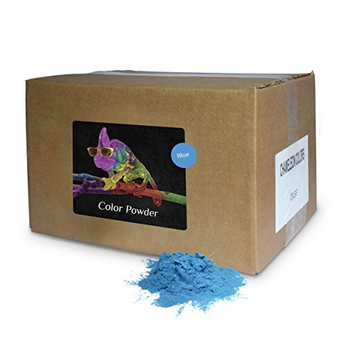 Color Powder Blue 25lb Box