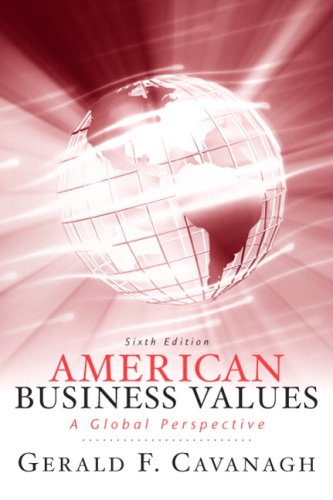 American Business Values (6th Edition)