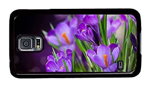 Hipster Samsung Galaxy S5 Case for sale cases crocus hd PC Black for Samsung S5