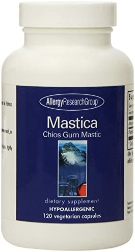 Allergy Research Group – Mastica – 120 capsules – 3 Pack