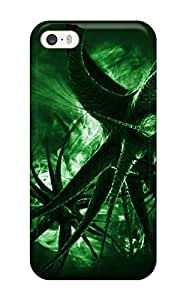 Fashion Tpu Case For Iphone 5/5s- Bacteria Abstract Defender Case Cover