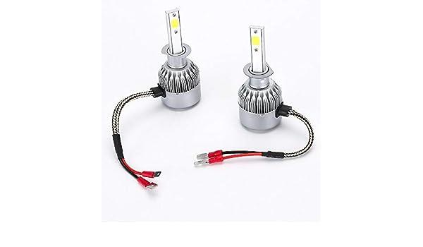 2003-2006 BUELL Lightning XB9 low//high LED HEADLIGHT BULB 6000K 1500W 225000LM