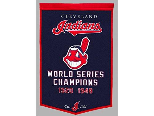 Banner Cleveland Indians (MLB Cleveland Indians Dynasty Banner)