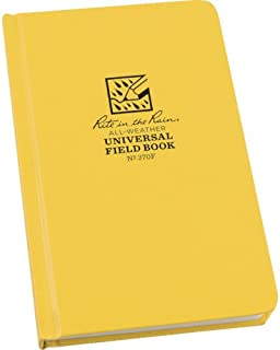 product image for Book, Universal, 80 Sheets, Yellow Cover
