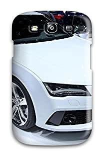 Cleora S. Shelton's Shop 3817240K56282679 For Galaxy S3 Tpu Phone Case Cover(audi Rs7 27)