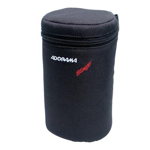 Adorama Slinger Soft Lens Case Large, 8