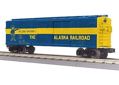 アラスカBoxcar