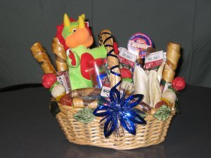 Extravaganza Basket for Medium Dog