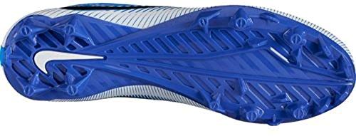 NIKE Herren Vapor Shark 2 Fußballschuh Racer Blau / Weiß / Schwarz