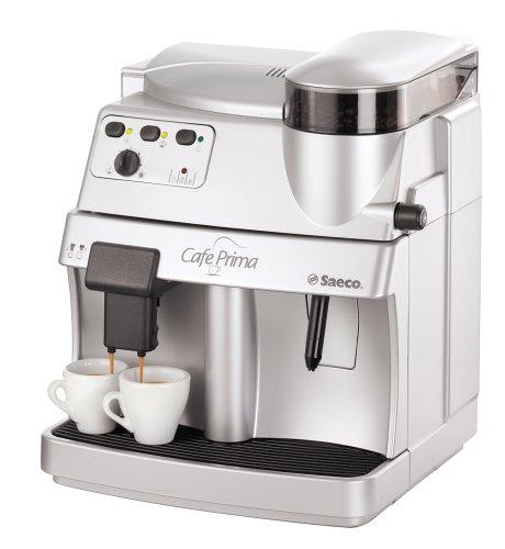 Saeco Café prima de/Espresso Cafetera automática: Amazon.es ...