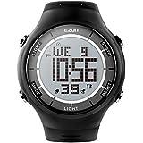 Digital Sport Watch Ultra Thin Outdoor Running...