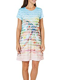 Womens Palms Away Dress