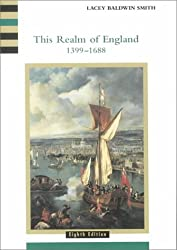 This Realm of England: v. 2 (History of England (Houghton Mifflin Company))