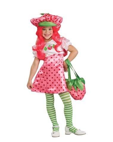 (Deluxe Strawberry Shortcake Costume -)