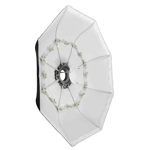 Glow Foldable Beauty Dish with Bowens Mount (White, 40'') by Glow