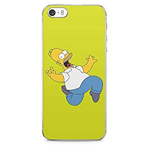 Loud Universe The Running Simpsons Bart iPhone 5 / 5s Case