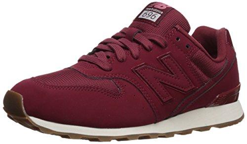 Nieuw Evenwicht Vrouwen Wl696v1 Sneaker Mecury Rood / Zeezout