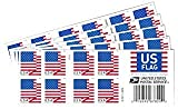 USPS Forever Flag Stamps - 100 Stamps - 5 Booklets of 20