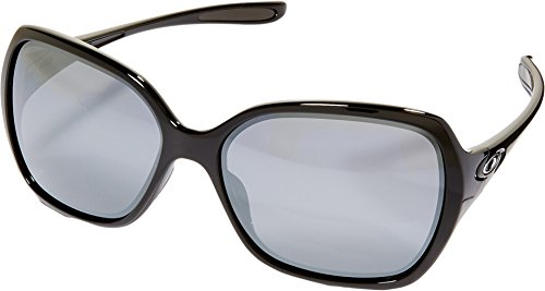 c5cb162ae4861 Oakley Overtime Women s Sunglasses - Polished Black Black Iridium   One  Size - Buy Online in Oman.