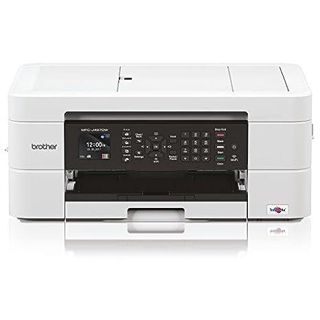 Brother mfcj497dw Impresora multifunción Inyección de Tinta ...
