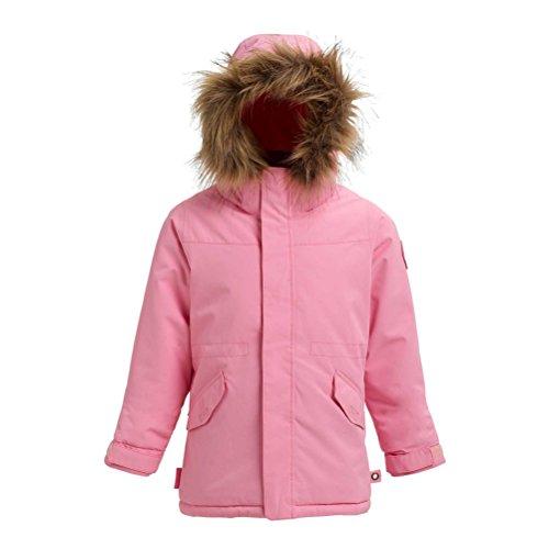 (Burton Girls Minishred Aubrey Jacket, Sea Pink,)
