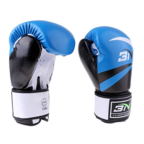 D DOLITY Universal Boxing Gloves for Sanda Karate Kickboxing Muay Thai Taekwondo MMA