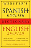 Webster's Spanish-English/English-Spanish Dictionary, Edwin B. Williams, 0517224550