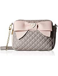 Womens Bow Crossbody