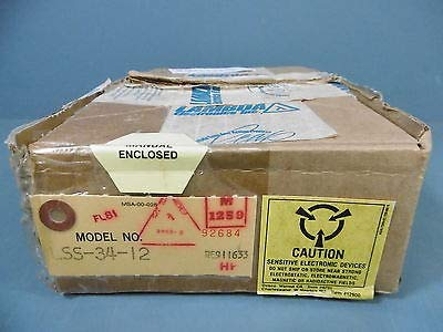 Lambda Electronics 1 Nib Lambda Electronics LSS-34-12 Power Supply 85-132V Vac