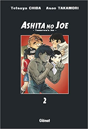 Ashita no Joe Vol.2