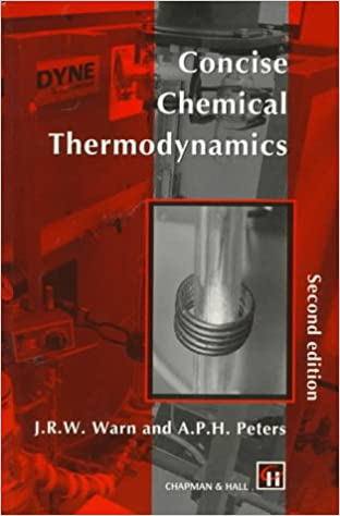 Concise Chemical Thermodynamics
