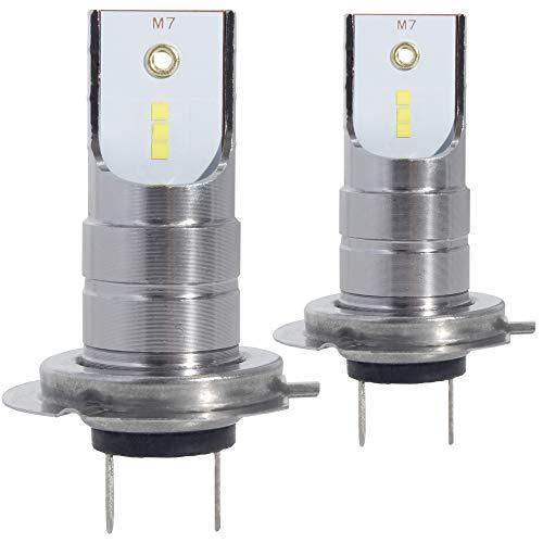 H7 LED Headlight Conversion Kit High/Low Beam 55w 12000lm 6000K car headlamp Bulbs Super brightness CSP Chips