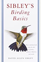 Sibley's Birding Basics Kindle Edition