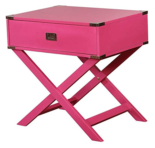 - Accent Table in Pink