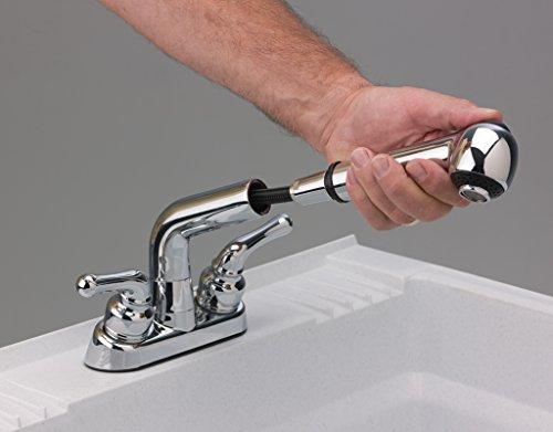 CASHEL 1980-32-01 The Maddox Workstation - Fully Loaded Sink Kit, White by CASHEL (Image #3)
