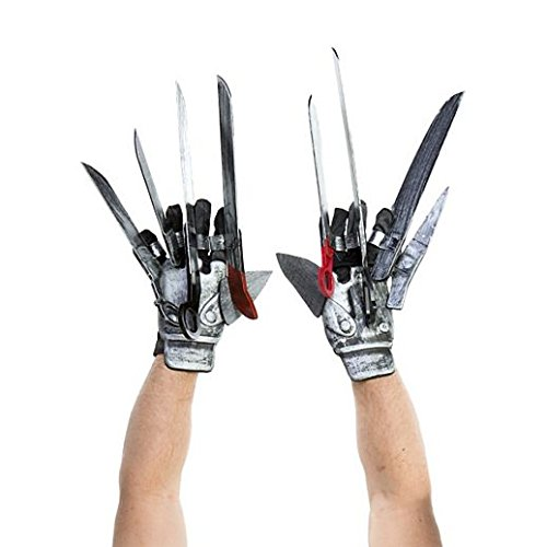 Gloves Costume Accessory Hand Accessories Halloween Scissorhands Gloves Edward Scissorhands (Edward Scissorhands Kid Costume)