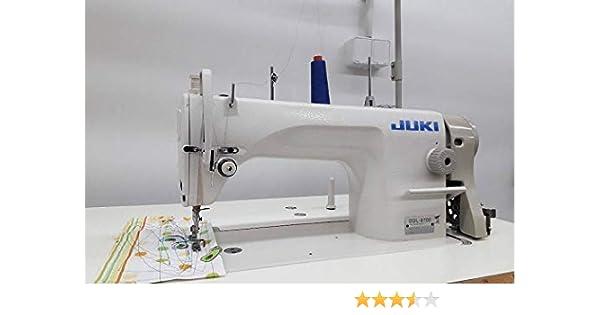 Juki DDL8700 LockStitch máquina de coser industrial, mesa, motor ...