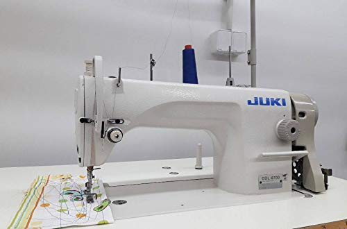 (Juki DDL8700 LockStitch Industrial Sewing Machine,Table,Servo Motor,Lamp.DIY)