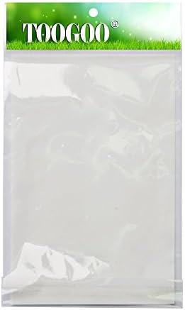 TOOGOO 250V 0.1uF 10/% Polyester metallise Film condensateurs 10 Pcs R