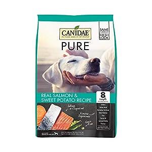 CANIDAE Real Salmon and Sweet Potato Dog Food, 1.8 Kilograms Click on image for further info.