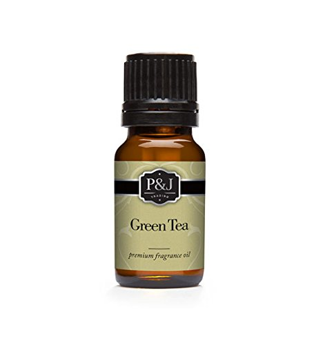 Tea Green Essential Oil (Green Tea - Premium Grade Scented Oil - 10ml)