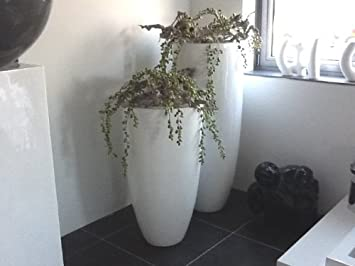 Bodenvase Vase Pflanzkubel 120cm Amazon De Garten