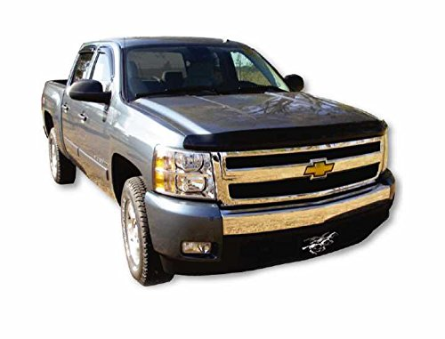 Stampede 3125-2 Vigilante Premium Hood Protector for Ford (Smoke)