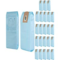 Green Label 25 Pack Oreck Commercial Upright Vacuum Disposable Bags (compares to PK800025)
