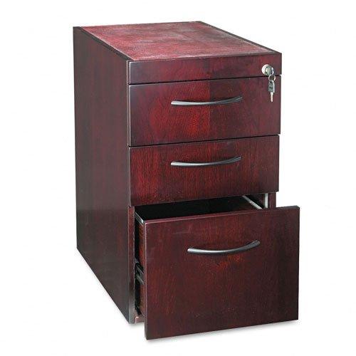 Corsica Series Box - Tiffany & Co. Mayline Corsica Series Pedestal Files for Desk Box-Box-File,