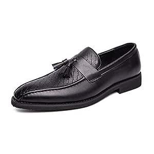 Apragaz Zapatos Oxford Para Hombres Zapatos Formales Estilo Sin ...