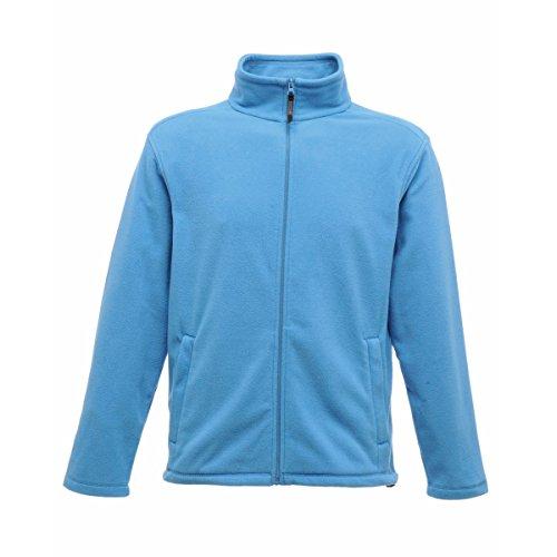 nbsp;giacca Blue E Uomo Micropile Con Cappuccio Da Coastal Regatta In Giacca nbsp;– Zip 5xwT11
